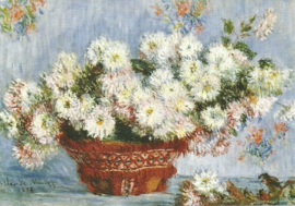 Chrysanten, Claude Monet