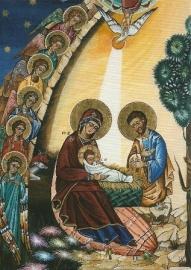 Geboorte van Christus,  Benedictinessen