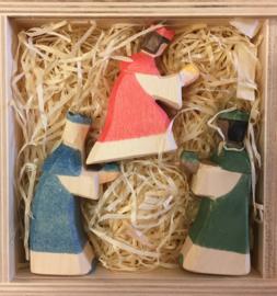 Driekoningen miniatuur