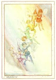 Regenboog elfen, Margaret Tarrant
