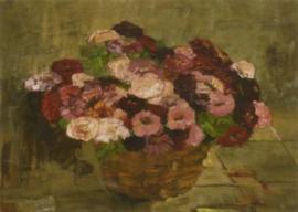 Bloemenkorf, Anna Gerresheim