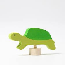 Schildpad steker