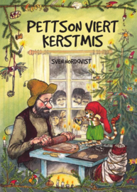 Pettson viert kerstmis / Sven Nordqvist