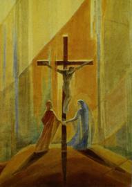 Kruisiging, Liane Collot d'Herbois