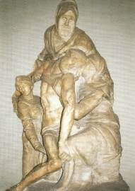 Graflegging, Michelangelo