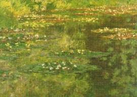 Vijver met waterlelies, Claude Monet