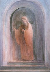 Door de deuropening, David Newbatt