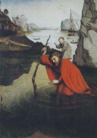 Heilige Christoforus, Konrad Witz