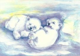 Spelende ijsbeertjes, Tatjana Kornetova
