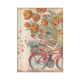 Holland Spring Flexi Midi, notebook Paperblanks
