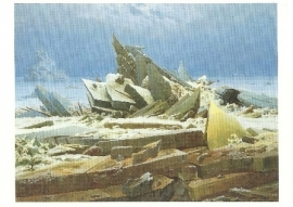 IJszee, Caspar David Friedrich