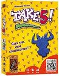 Take 5 , kaartspel vanaf 10 jaar