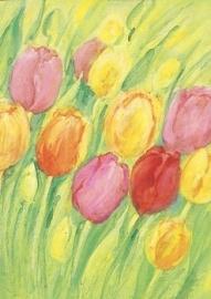 Tulpen, Marjan van Zeyl