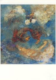 Sint Georges en de draak, Odilon Redon