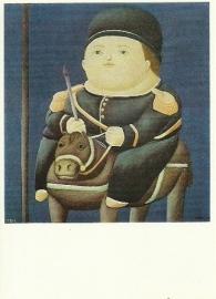 St. Georg, F. Botero