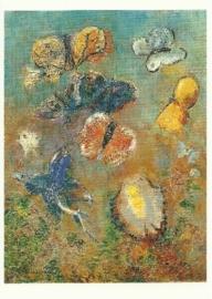 Vlinders, Odilon Redon
