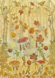 Herfst processie, Molly Brett