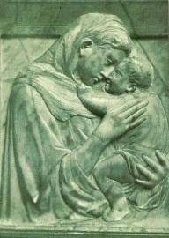 Madonna Pazzi, Donatello