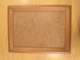 Lijst DIN A4 Franke houtsnijwerk