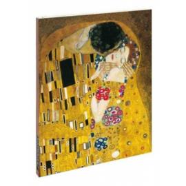 Blankbook Tushita, Klimt-the kiss