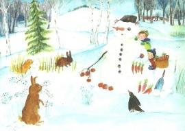 Sneeuwpop, Eva-Maria Ott-Heidmann