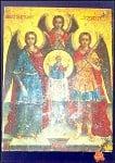 Drie engelen, Pathmos
