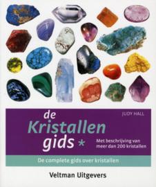 De kristallengids / Judy Hall