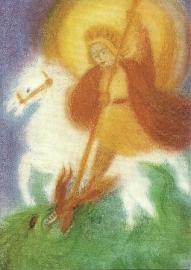 Sint Joris, Dorothea Schmidt