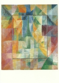 Vensterbeeld, Robert Delaunay