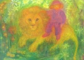 De goede leeuw, Angela Koconda