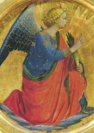 Engel van de verkondiging, Fra Angelico