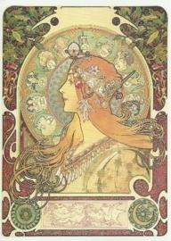 Zodiak, Alphonse Mucha