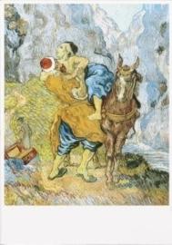 De goede Samaritaan (naar Delacroix), Vincent van Gogh