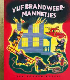 Vijf brandweermannetjes / M. Wise Brown