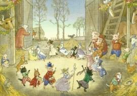 Boeren verkleed dans, Molly Brett
