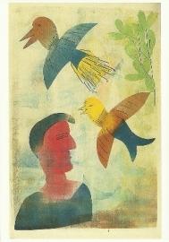 De taal der vogelen, Hendrik Nicolaas Werkman