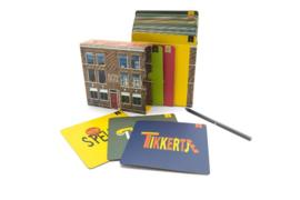 Buiten spelen Een box met 55 spelletjes voor uren buitenspeelplezier! Tomei, Vlad