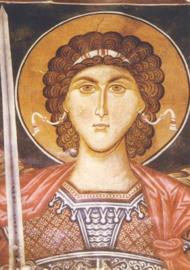 Aartsengel Michael, Byzantijns-Cyprisch