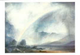 Een voorjaarsregenboog, David Newbatt