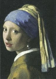 Meisje met de parel, Johannes Vermeer