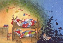 Pippa en Pelle slapen, Daniela Drescher