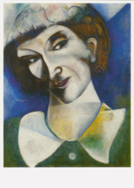 Zelfportret, Marc Chagall