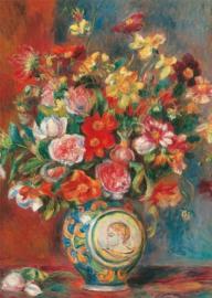 Boeket bloemen, Pierre-Auguste Renoir