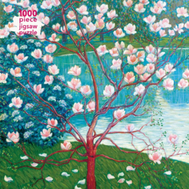 Puzzel 1000 stukjes Flametree, Magnolia
