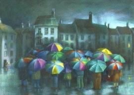 Paraplu's, Britta Gotha