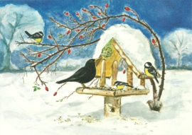 Vogelhuisje, Heike Stinner