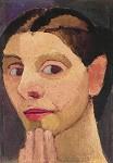 Zelfportret, Paula Modersohn-Becker