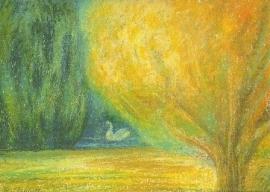Zwaan op het meer, Ruth Elsässer