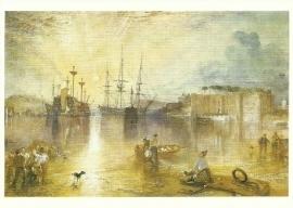 Slot Upnor, Kent, J.M.W. Turner