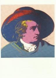 Goethe, Andy Warhol